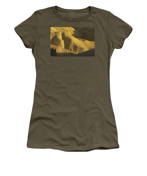 Zabriski Point #4 Women's T-Shirt (Junior Cut) by Stuart Litoff