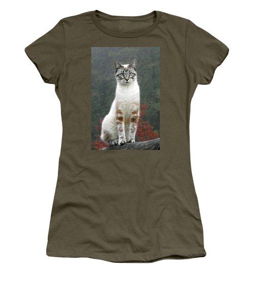 Zing The Cat Women's T-Shirt