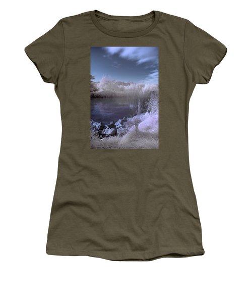 Infrared Pond Women's T-Shirt