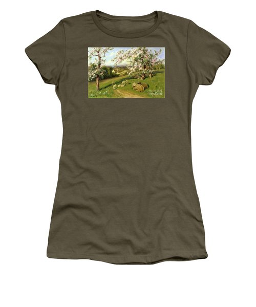 Spring - One Of A Set Of The Four Seasons  Women's T-Shirt