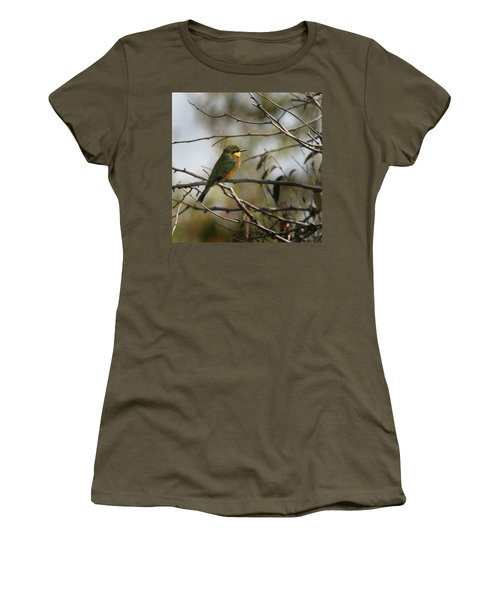 African Bee Eater Women's T-Shirt (Athletic Fit)