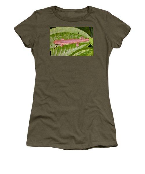 Bolitoglossine Salamander Women's T-Shirt (Athletic Fit)