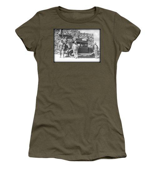 Depression Travlers Women's T-Shirt