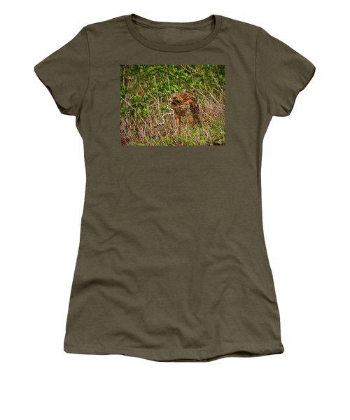 Hawk And Snake Women's T-Shirt