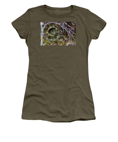 Iron Gate Women's T-Shirt (Athletic Fit)