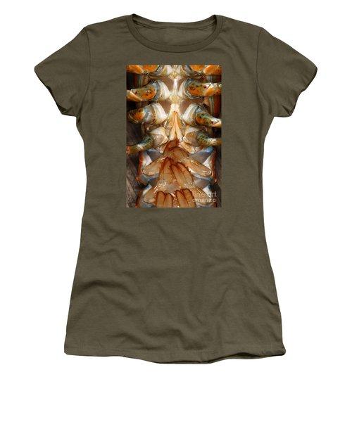 Lobster Male Sex Organs Women's T-Shirt
