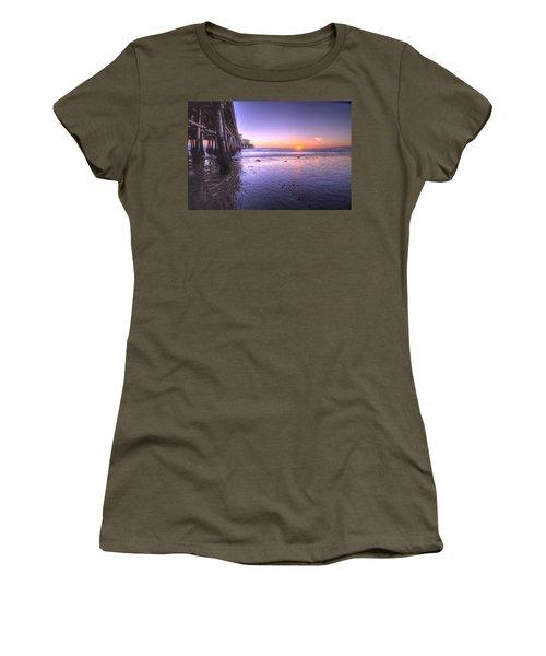 Serene Sunset Women's T-Shirt