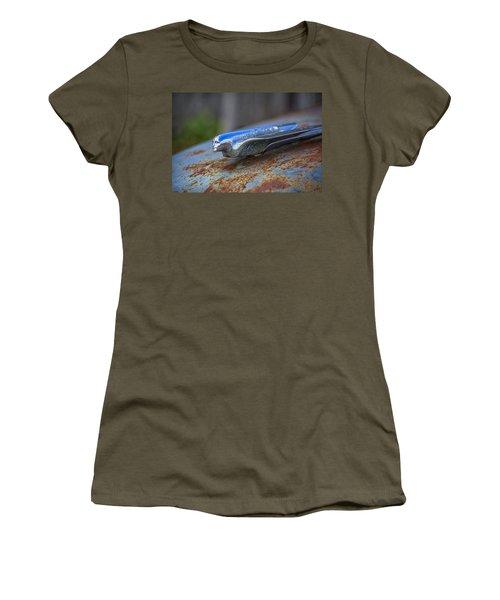 1950s Cadillac Hood Ornament - Torcwori Women's T-Shirt