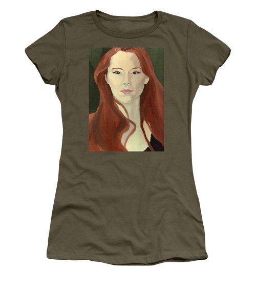 Portrait Women's T-Shirt