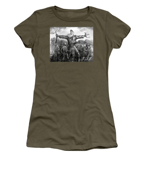 John Brown, American Abolitionist Women's T-Shirt