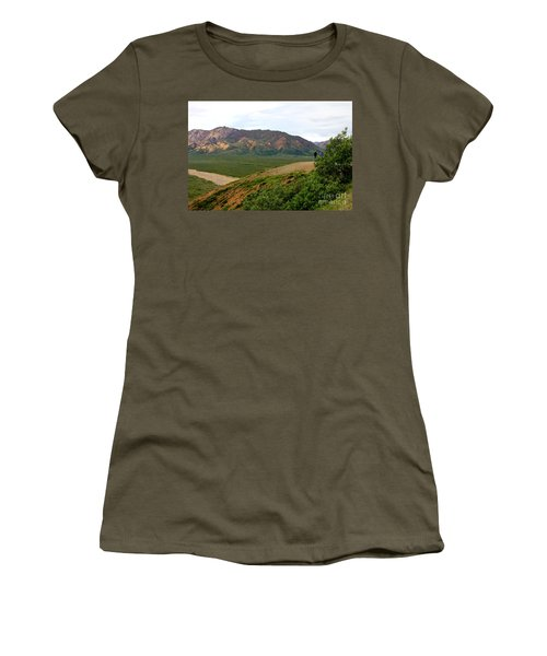 Women's T-Shirt (Junior Cut) featuring the photograph A Photographer's Dream by Kathy  White
