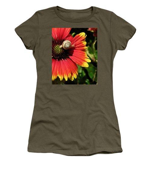A Snail's Pace Women's T-Shirt