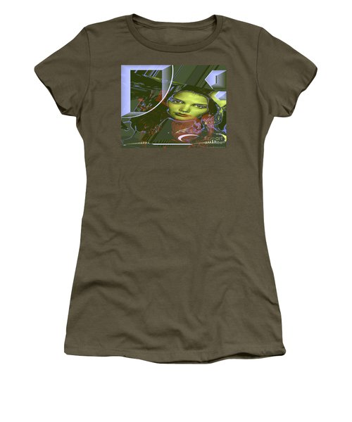 About Art Streetart Women's T-Shirt (Athletic Fit)
