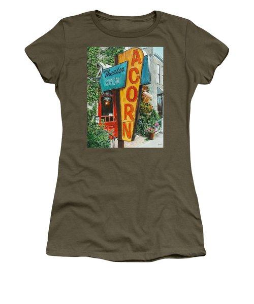 Acorn Theater Women's T-Shirt