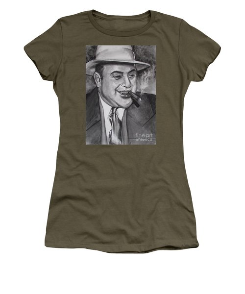 Al Capone 0g Scarface Women's T-Shirt