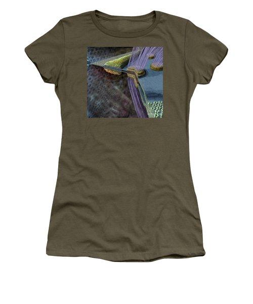 Animal Cell Junctions Women's T-Shirt