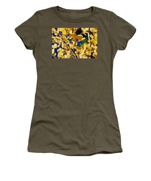 Aspen Gold Medallions Women's T-Shirt