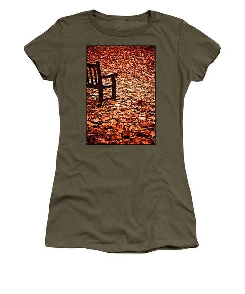 Autumnal Colours Women's T-Shirt