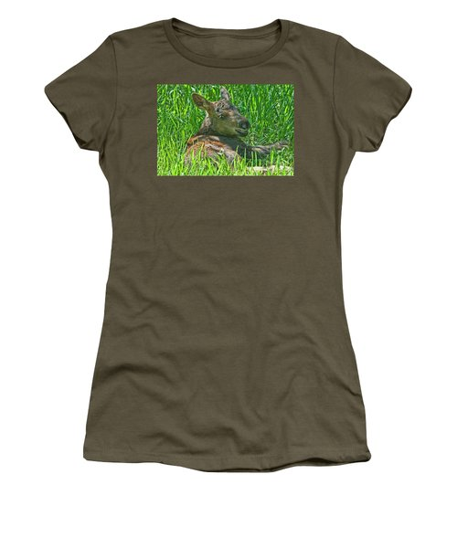 Baby Moose Women's T-Shirt