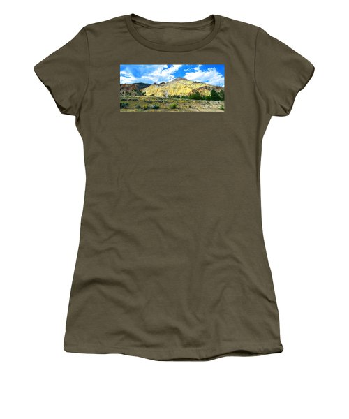 Big Rock Candy Mountain - Utah Women's T-Shirt