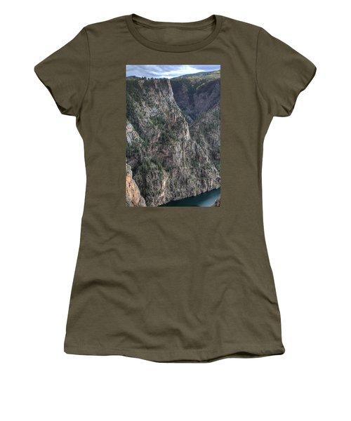 Black Canyon Of The Gunnison National Park Women's T-Shirt