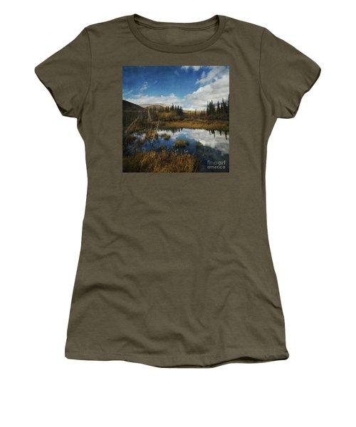 Blissful Lone Land Women's T-Shirt
