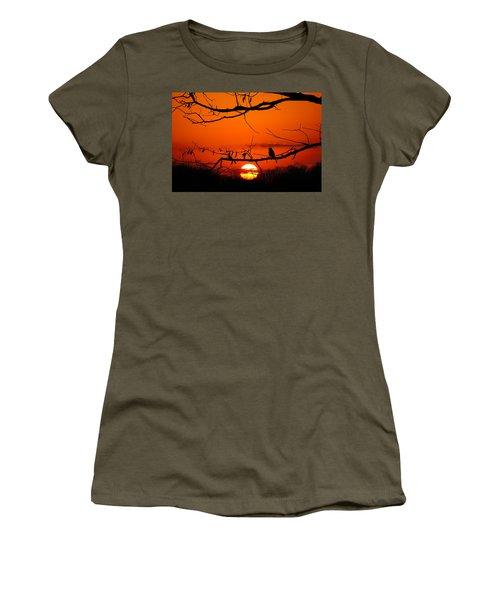 Bluebird Dawn Women's T-Shirt