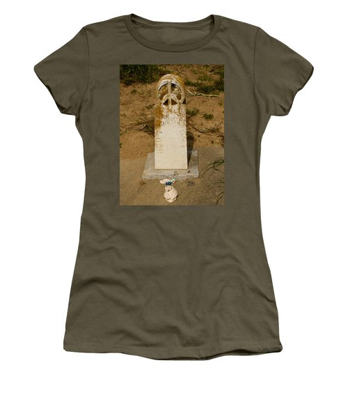 Bodega Bay Cemetery Women's T-Shirt (Athletic Fit)