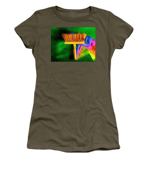 Brush Women's T-Shirt