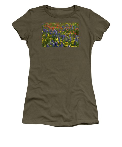 Central Texas Mix Women's T-Shirt