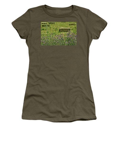 Country Gardens Women's T-Shirt
