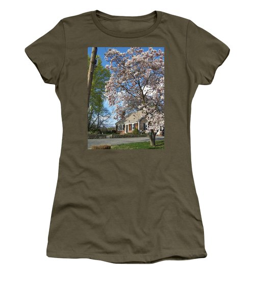 Women's T-Shirt featuring the photograph Country Living by Cynthia Amaral