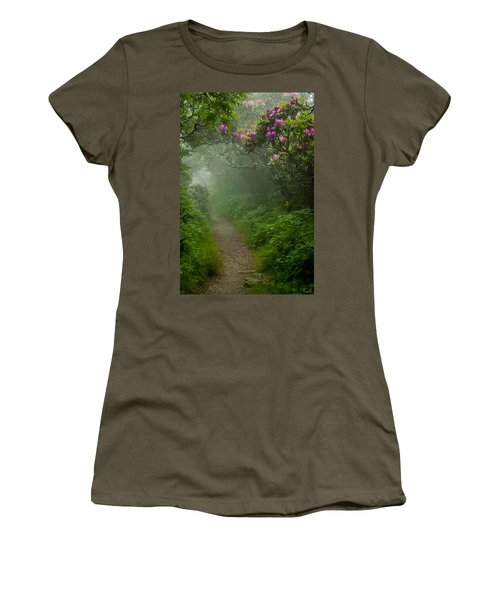 Craggy Path 2 Women's T-Shirt