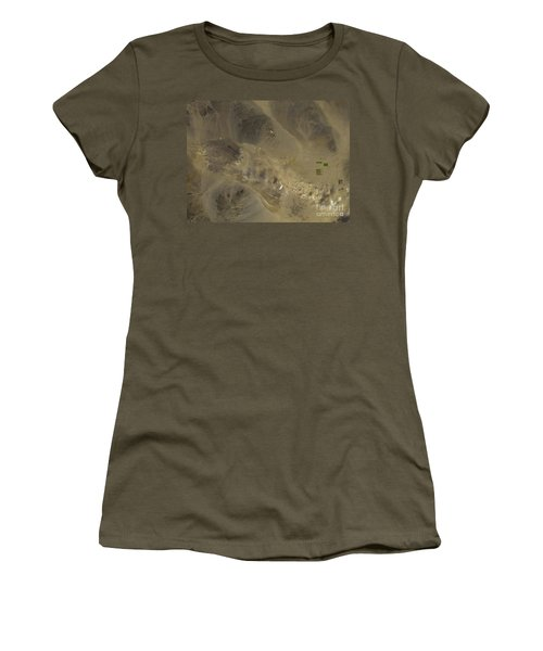 Dust Storm In Southern California Women's T-Shirt