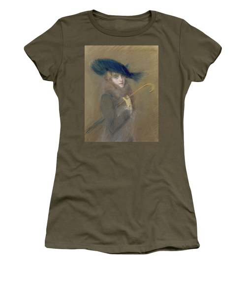 Elegant Lady Women's T-Shirt