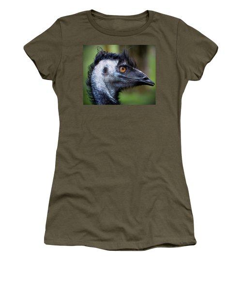 Emu  Women's T-Shirt (Athletic Fit)