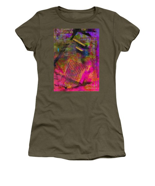Finding Gold After A Very Long Search Women's T-Shirt