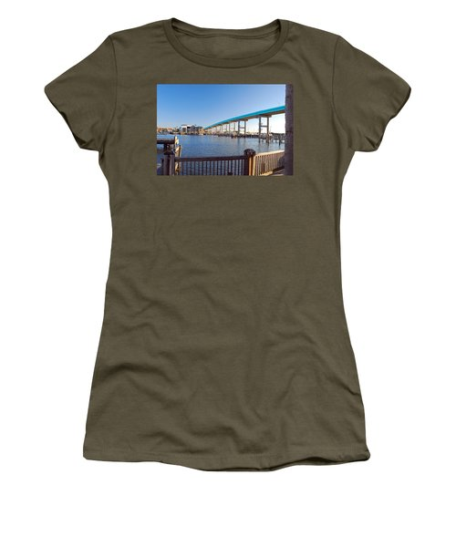 Fort Myers Bridge Women's T-Shirt