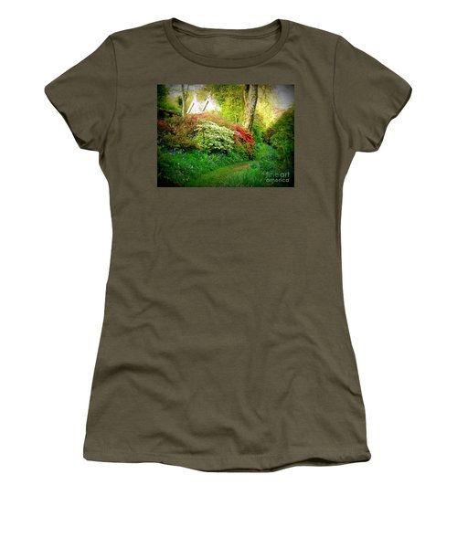 Gardens Of The Old Rectory Women's T-Shirt