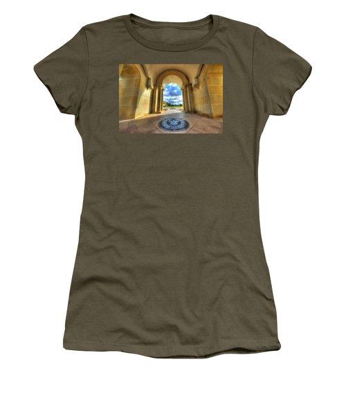 Gateway To A New Life Women's T-Shirt