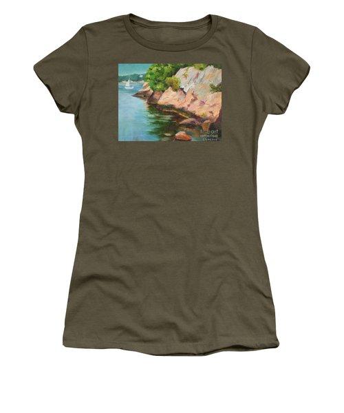 Gloucester Sail Boat Women's T-Shirt