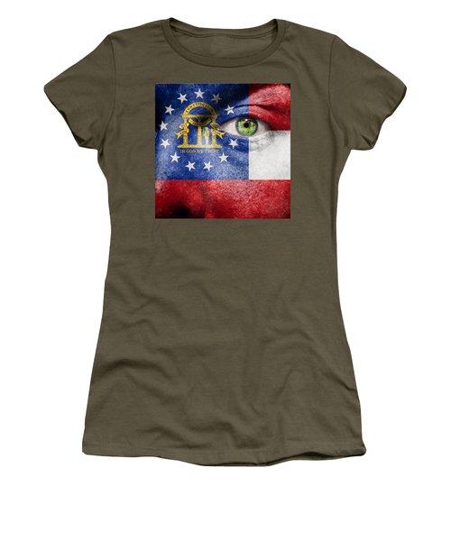 Go Georgia Women's T-Shirt
