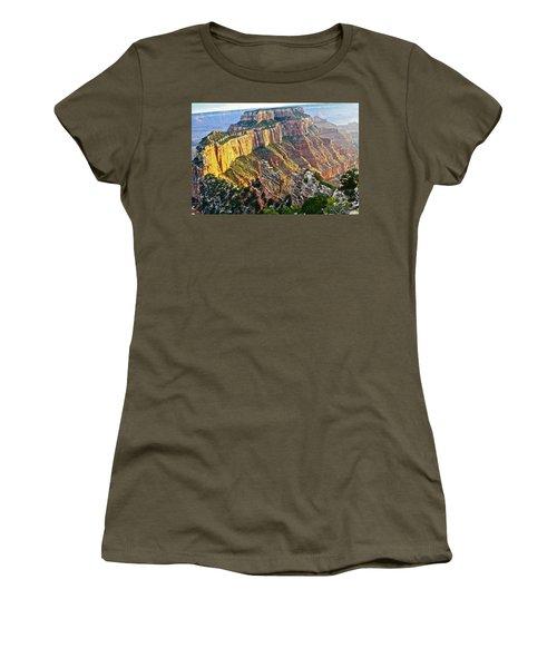 Gold Rim Women's T-Shirt