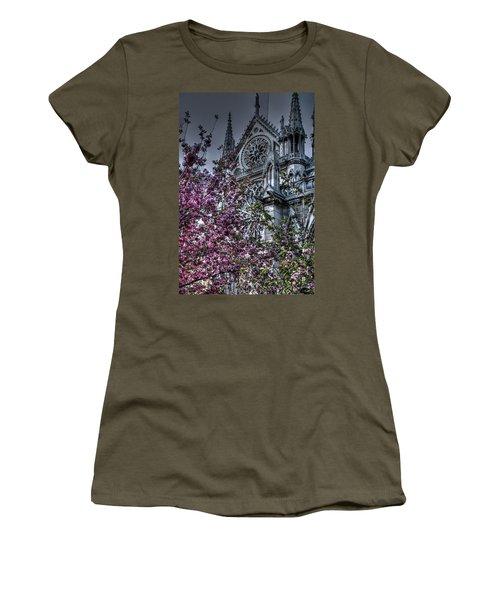 Gothic Paris Women's T-Shirt