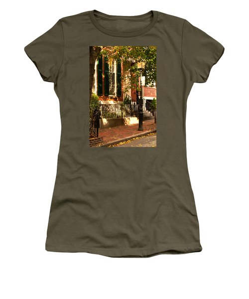 Grand Residence Women's T-Shirt (Athletic Fit)