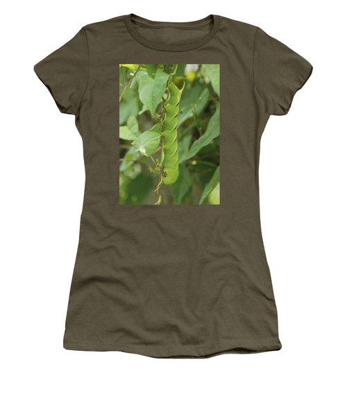 Hangin' Around Women's T-Shirt (Junior Cut) by Kay Lovingood
