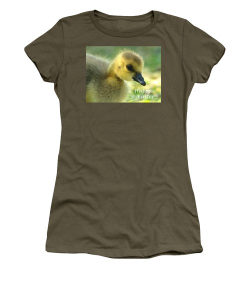 Happy Easter Gosling Women's T-Shirt
