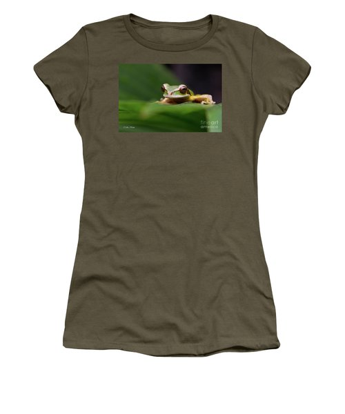 Heres Looking At You Women's T-Shirt (Athletic Fit)