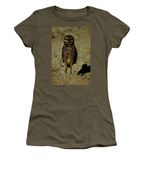 Hoo Are You? Women's T-Shirt (Athletic Fit)