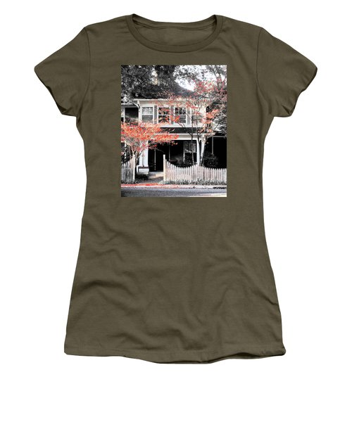 House In Cooper Young Women's T-Shirt